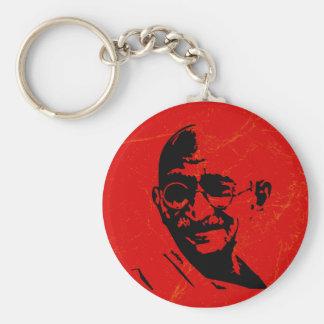 Gandhi Keychain