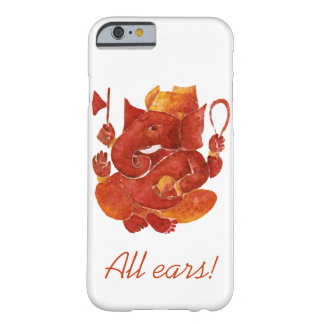 Ganesh All Ears Barely There iPhone 6 Case