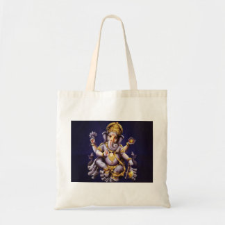 Ganesh Ganesha Hindu India Asian Elephant Deity Tote Bag