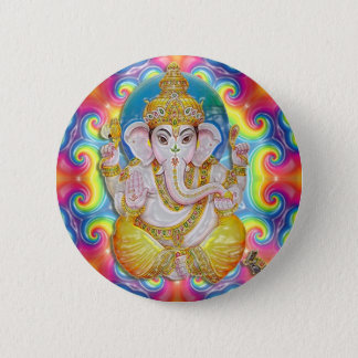 Ganesh- GoodLuck Button