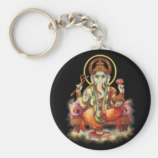 Ganesh Key Ring