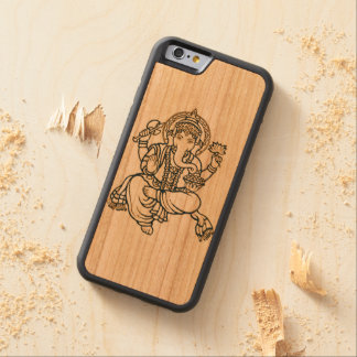 """Ganesh Phone case"" Carved Cherry iPhone 6 Bumper Case"