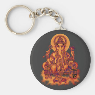 Ganesh - Remover of Obstacles Key Ring