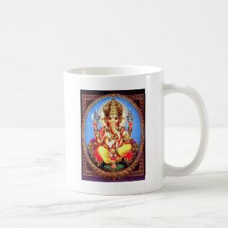 Ganesha (गणेश) Indian Elephant Coffee Mug
