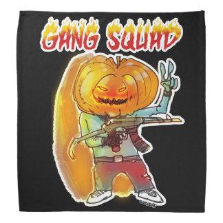 gang squad pumpkin head v2 bandanas