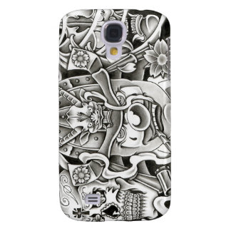 Gangster styles united galaxy s4 case