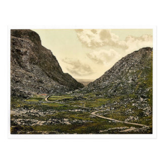 Gap of Dunloe. Killarney. Co. Kerry, Ireland class Postcard