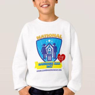 Garbage Man Day Kids Sweatshirt