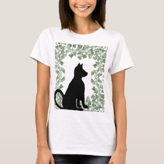 Garden Cats Happy Trendy Cat Lovers CricketDiane T-Shirt