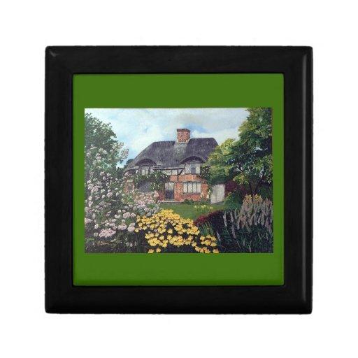 Garden Cottage Gift Box
