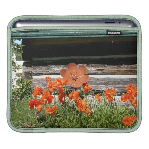Garden Cottage I-Pad Sleeve iPad Sleeves