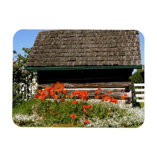 Garden Cottage Magnet