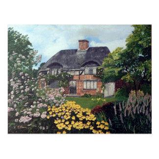 Garden Cottage Post Cards