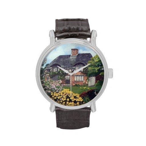 Garden Cottage Watches