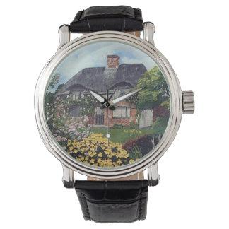 Garden Cottage Wristwatches