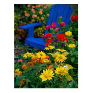 Garden designs in our Garden Sammamish, 3 Postcard
