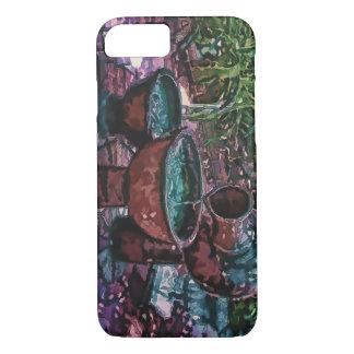"""""""Garden Fountain"""" iPhone 7 Case"""