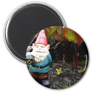 Garden Gnome Magnet