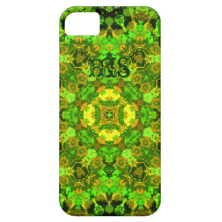 """Garden Inlay"" cell-phone skin (""His"") iPhone 5 Cases"