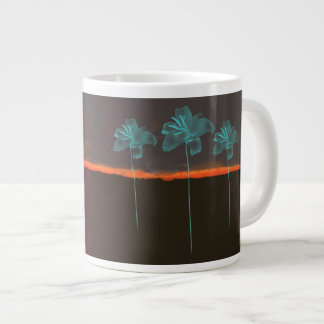 Garden of seven nights large coffee mug