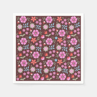 Garden Paper Napkins