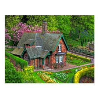Gardener's Cottage Post Card