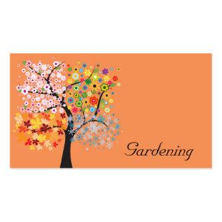 10000 gardening business cards and gardening business for Gardening business cards
