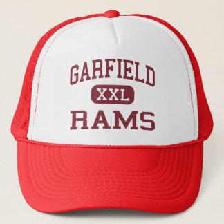 Garfield - Rams - High School - Akron Ohio Trucker Hat