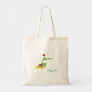 (Garland Posture I) Budget Tote Bag