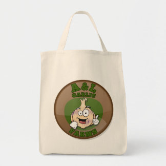 Garlic Festival Shopping Grocery Tote