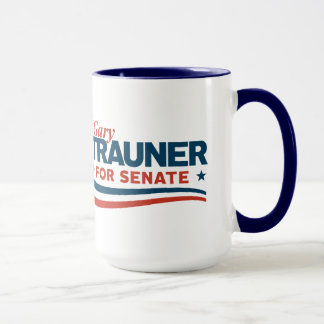 Gary Trauner for Senate Mug