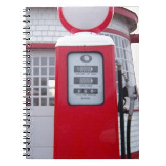 Gas Pump Notebooks