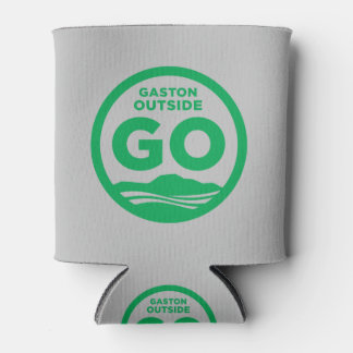 Gaston Outside Gray) Can Cooler