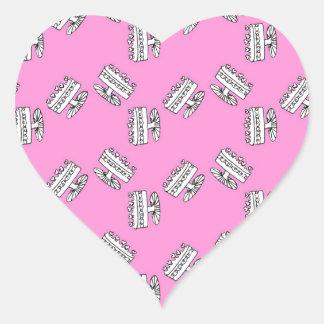 Gateaux Heart Sticker