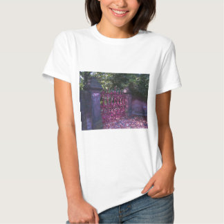 Gates to Strawberry Fields Liverpool Tee Shirts