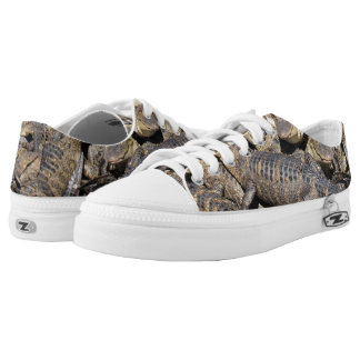 Gator Pile Low Top Shoes