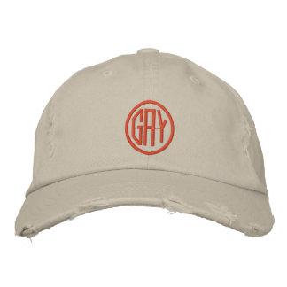 GAY BASEBALL CAP