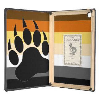 Gay Bear pride Bear Paw iPad Air Case
