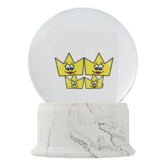 Gay family - Women - Queens - Neve Globe Snow Globes