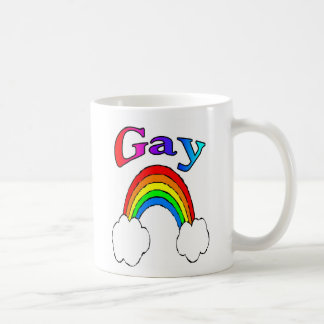 Gay Logo Coffee Mug