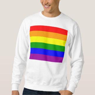 Gay Pride Flag Sweatshirt
