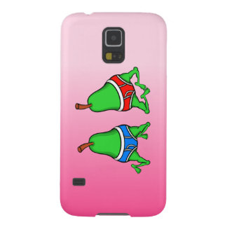 Gay Pride Funny Pears Dancing In Their Smalls Galaxy S5 Cover