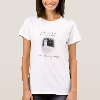 Gay Wedding Cake v2 T-Shirt