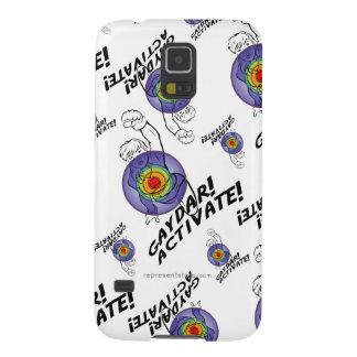 Gaydar! Activate! Rainbow Lesbian Galaxy S5 Case