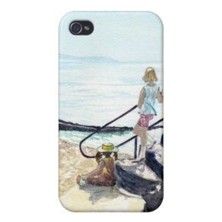 'Gazing' iPhone 4 Case