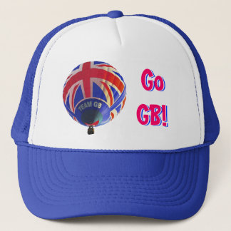 GB Athletic Team Support Trucker Hat