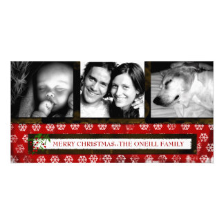 GC | Rustic Christmas Photo Card