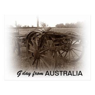 G'day From Australia Postcard