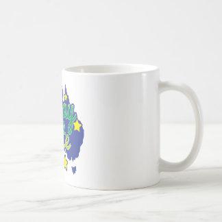 G'DAY Mate Australian Greeting hello Coffee Mugs