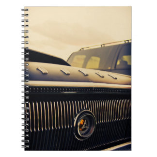 Gearhead Style 1966 Dodge Charger Spiral Note Book